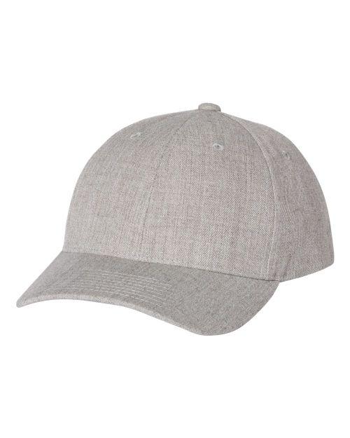 Yupoong curved visor snapback 6789M - Tiny Fish Printing 35329e065ba