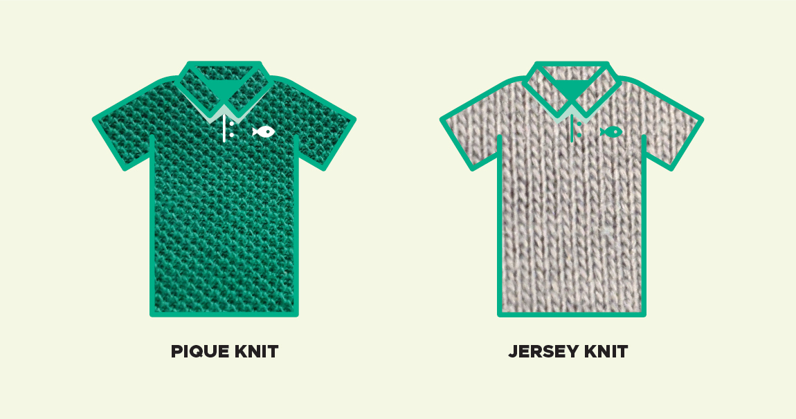 Polo Knits, Fabrics and How to Choose the Best Polo Shirt for your ...
