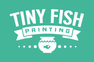 Image result for tiny fish printing